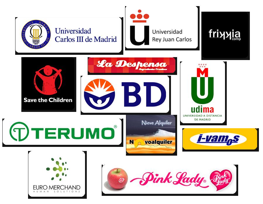 Logos de Clientes de 3vdobles
